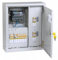 Шкафы распределения и учета электроэнергии серии ШРУЭ